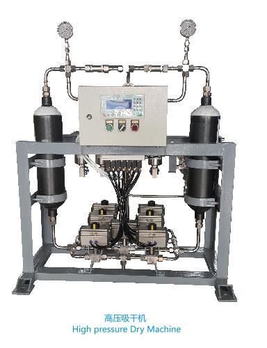高压吸干机